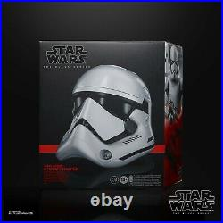 Star Wars The Black Series First Order Stormtrooper Helmet Hasbro Pre Sale