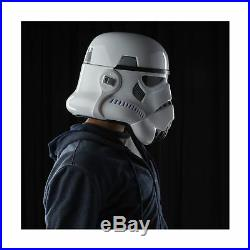 Star Wars The Black Series Imperial Stormtrooper Electronic Voice Changer Hel