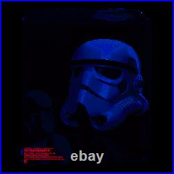Star Wars The Black Series Imperial Stormtrooper Voice Changer Helmet NEW FAST 3
