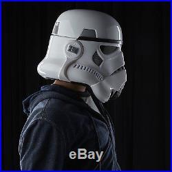 Star Wars The Black Series Imperial Stormtrooper Voice Changer Helmet Rogue One