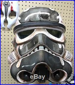 Star Wars The Black Series Stormtrooper Custom Helmet The Skullcrusher