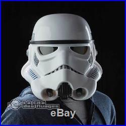 Star Wars The Black Series Stormtrooper Electronic Voice Changer Helmet Casque
