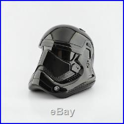 Star Wars The Force Awakens First Order Shadow Stormtrooper Helmet