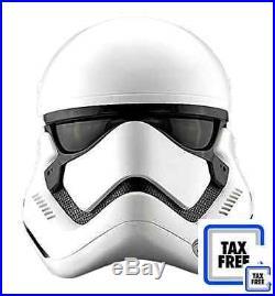 Star Wars The Force Awakens First Order Stormtrooper 11 Helmet
