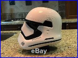 Star Wars The Force Awakens First Order Stormtrooper Helmet