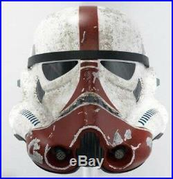 Star Wars The Force Unleashed Incinerator Stormtrooper Helmet Efx