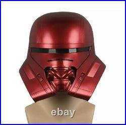 Star Wars The Rise of Skywalker Jet Trooper Helmet Cosplay Full Head Helmet PVC