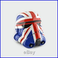 Star Wars Union Jack Imperial Stormtrooper Helmet