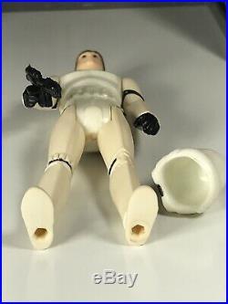 Star Wars Vintage Figure Last 17 Luke Stormtrooper Complete withblaster & Helmet