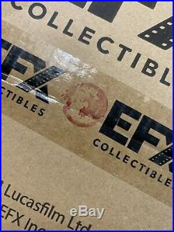 Star Wars eFX Collectibles Limited Edition Scout Trooper Helmet MISB Sealed