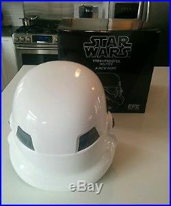 Star Wars eFX StormTrooper Helmet Replica (not Sideshowithnot Master Replicas)