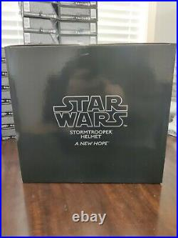 Star Wars eFX Stormtrooper 11 Precision Crafted Helmet Replica New IN STOCK