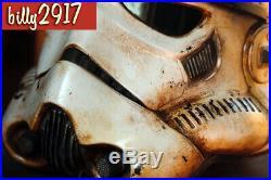 Star Wars hasbro black series Stormtrooper Helmet mandalorian custom paint prop