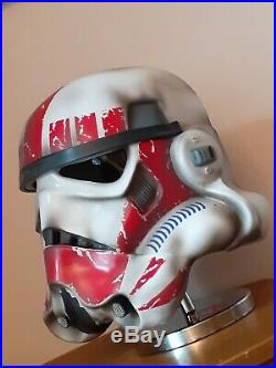 Star Wars shock trooper helmet 1.1 scale prop replica