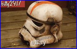 Star wars black series Stormtrooper helmets custom Painted To Order Any Design