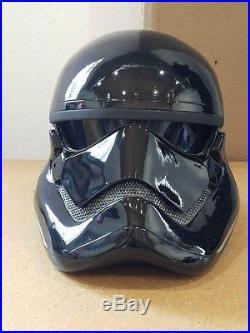 Star wars prop Stealth First order stormtrooper helmet