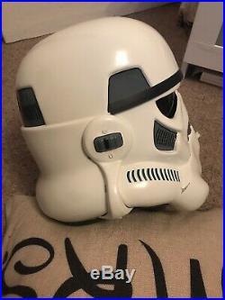 Star wars stormtrooper Stunt helmet Armour A New Hope
