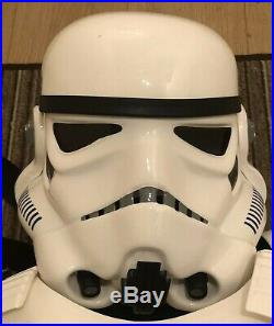 Star wars stormtrooper helmet A New Hope Jedi Robe Storm Trooper Master