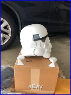 Star wars stormtrooper helmet kit