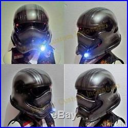 StarWars Stormtrooper Helmet Motorcycle Custom DOT Approved