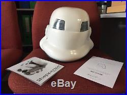 Storm Trooper Helmet Battle Spec Shepperton Design Studio