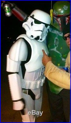 Stormtrooper Armor (Helmet not included)