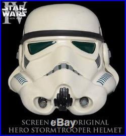 Stormtrooper Collectible Helmet Star Wars Episode IV NEW Hope EFX Prop Replica