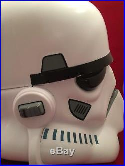 Stormtrooper Collectors Helmet #35549 Rn#66360