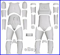 Stormtrooper Costume Armour Full DIY Kit Version 1 without Helmet