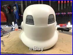 Stormtrooper DIY Helmet Raw 3d Print
