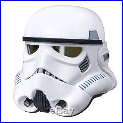 Stormtrooper Electronic Voice Change Helmet Rogue One Star Wars The Black Series