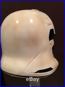 Stormtrooper Helmet FINN FN-2187 Episode 7 VII The Force Awakens STAR WARS