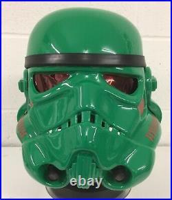 Stormtrooper Helmet (Green)