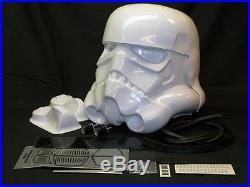Stormtrooper Helmet Kit Cosplay Star Wars Halloween Trooping 501st Legion MTK