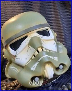 Stormtrooper Helmet Prop Custom Star Wars