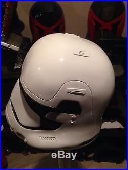 Stormtrooper Helmet Replica Raw Cast Episode 7 VII The Force Awakens STAR WARS