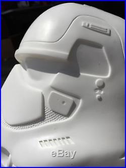 Stormtrooper Helmet Replica Raw Cast Kit Episode 7 VII Force Awakens STAR WARS