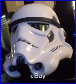 Stormtrooper Helmet Star Wars A New Hope EFX full scale replica