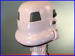 TM TrooperMaster Star Wars ANH Sandtrooper / Stormtrooper Armor Helmet