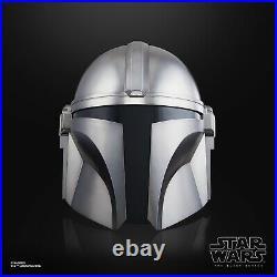 The Mandolorian Helmet Black Series Limited Edition Star Wars Rare (Preorder)