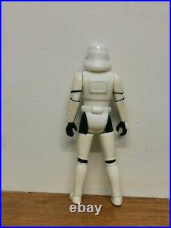 Vintage Kenner Star Wars Figure Last 17 Luke Stormtrooper & Helmet Stunning