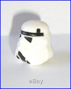 Vintage Star Wars POTF Last 17 Luke Stormtrooper Figures Helmet 100% Original